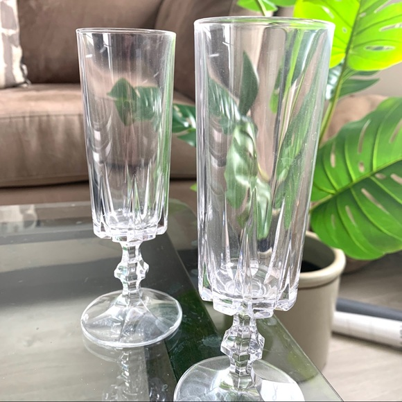 Other - Pair of Crystal Glasses